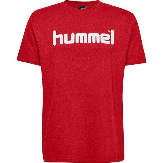 hummel T-Shirt Go Cotton Logo rot
