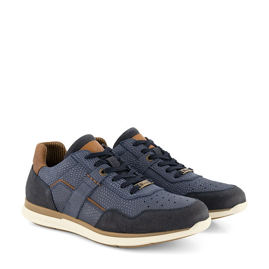 NoGRZ Sneaker J. Mocker blau