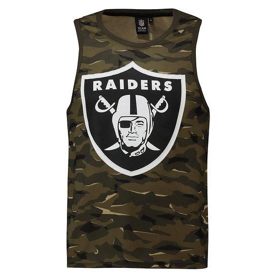 Fanatics Las Vegas Raiders Tanktop Digi Camo khaki