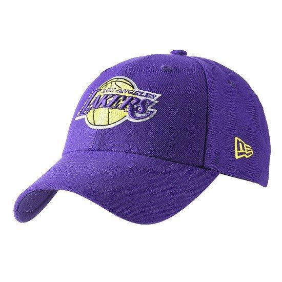 New Era Los Angeles Lakers Cap The League lila