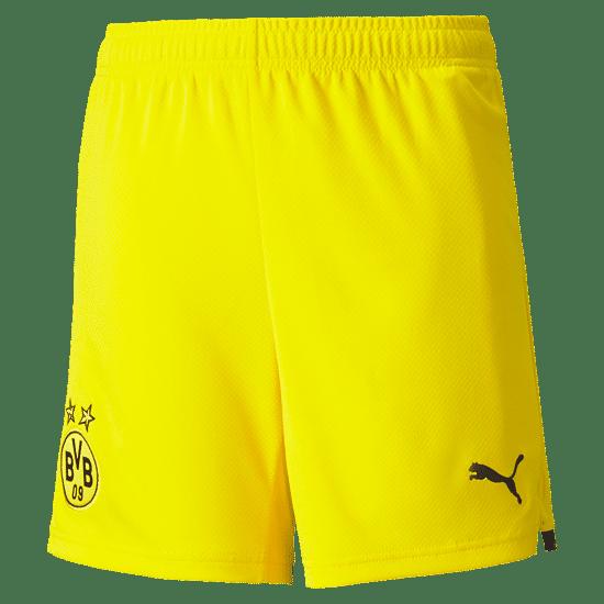 Puma Borussia Dortmund Shorts 2021/2022 Kinder Gelb