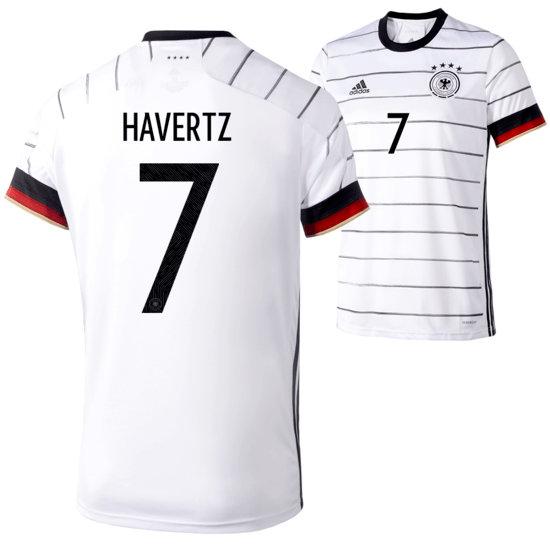 Adidas Deutschland Heim Trikot EM 2021 HAVERTZ 7