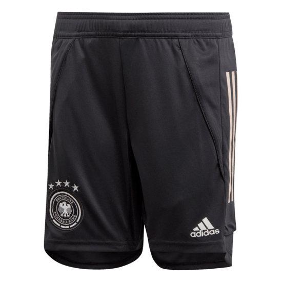 Adidas Deutschland DFB Training Shorts EM 2021 Kinder Anthrazit