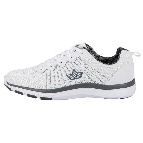 Lico Sneaker Eclipse weiss/grau
