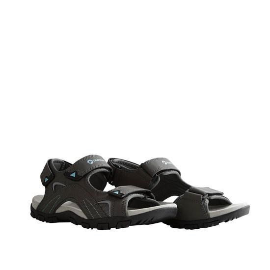 TRAVELIN OUTDOOR Sandale Volda grau
