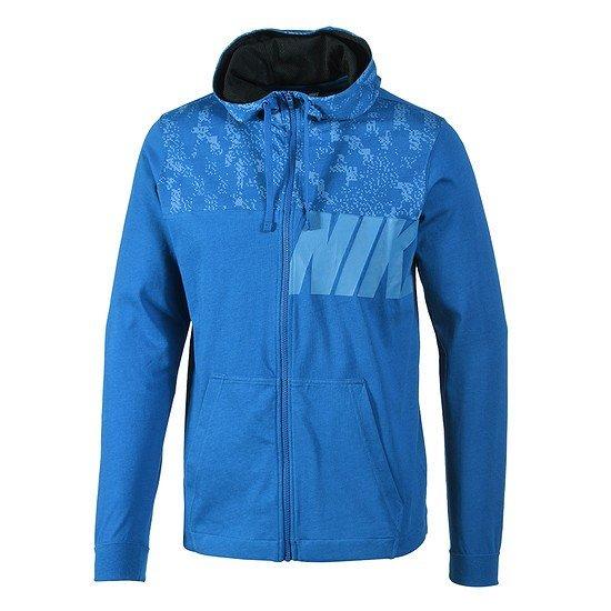 Nike Hoodie Sportswear Blau