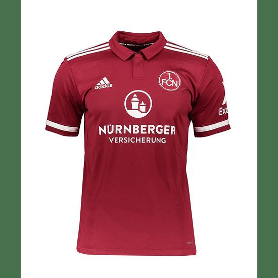 Adidas 1. FC Nürnberg Trikot 2021/2022 Heim