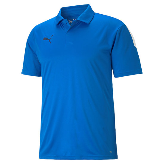 Puma Poloshirt TEAMLIGA Blau