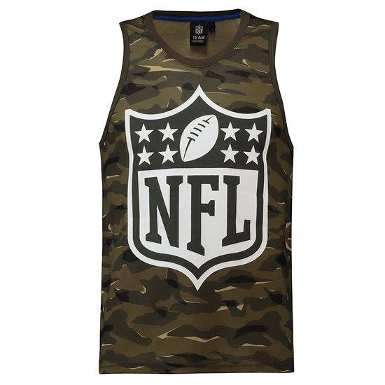 Fanatics NFL Shield Tanktop Digi Camo khaki