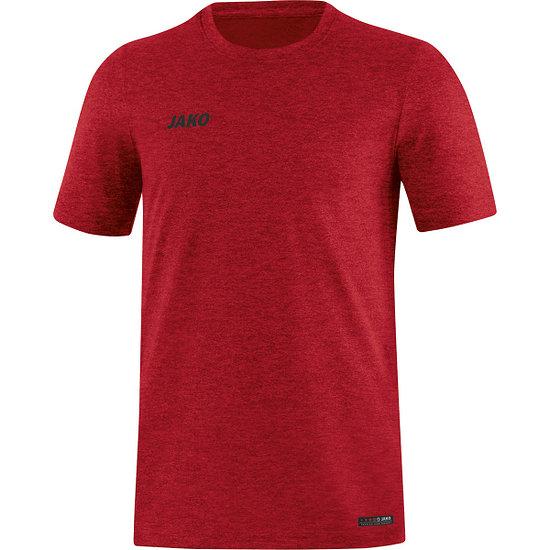 Jako T-Shirt Premium Basics rot
