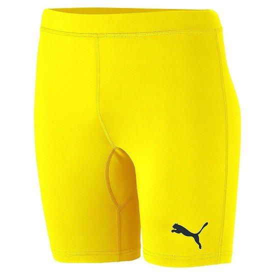 Puma Shorts LIGA Baselayer Gelb
