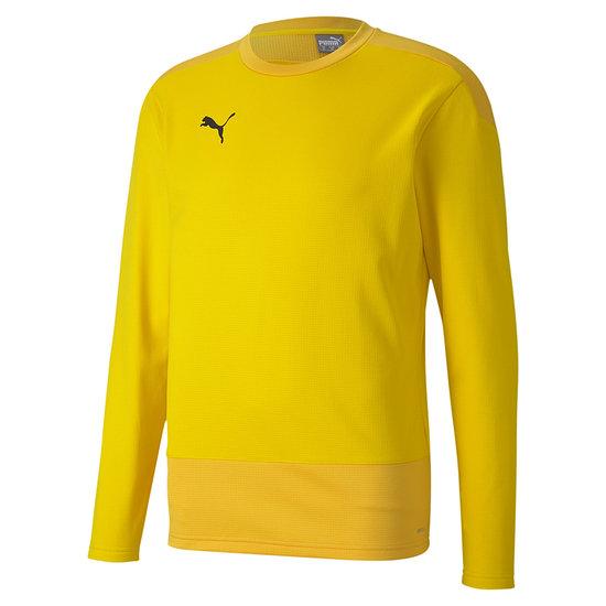 Puma Training Sweatshirt GOAL 23 Gelb