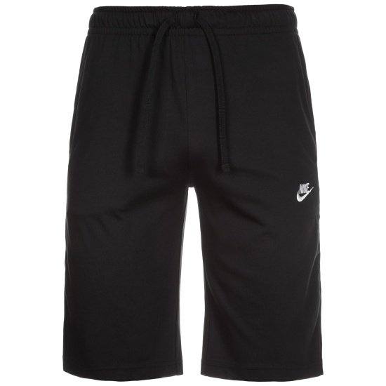 Nike Shorts Sportswear Schwarz/Weiß