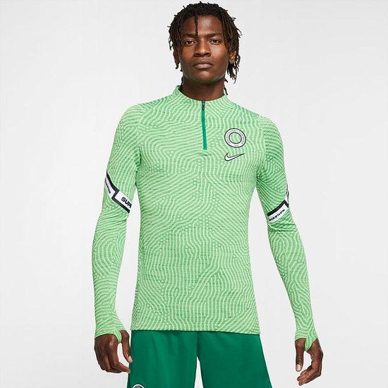 Nike Nigeria Longsleeve NIGERIA Grün