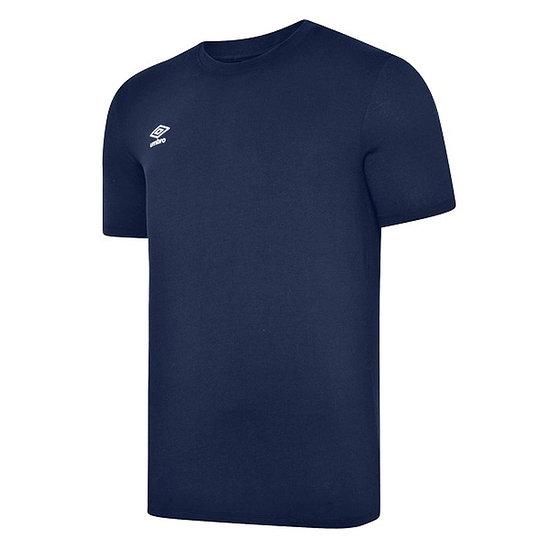 Umbro T-Shirt Club S20 Dunkelblau