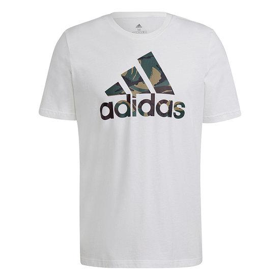 Adidas T-Shirt CAMO GT2 Weiß