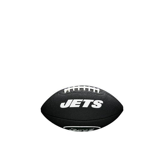 Wilson New York Jets Football Mini Team Logo schwarz