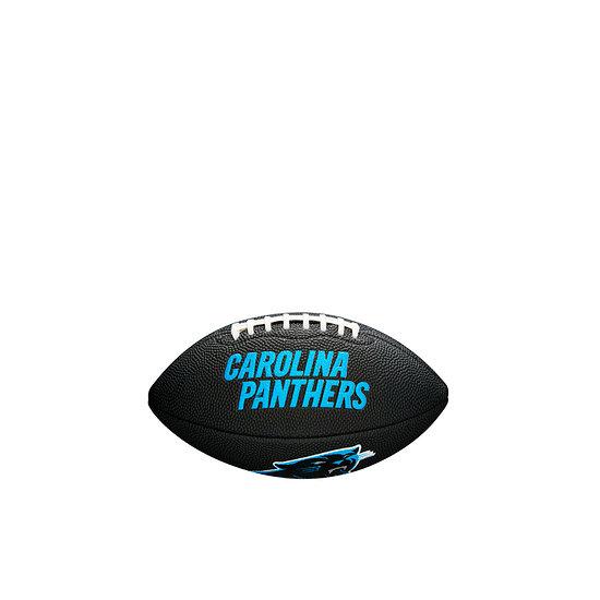 Wilson Carolina Panthers Football Mini Team Logo schwarz