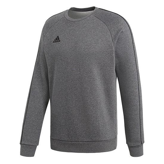 Adidas Sweatshirt Core 18 Dunkelgrau