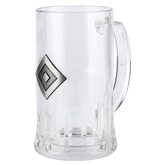 Hamburger SV Bierkrug Raute