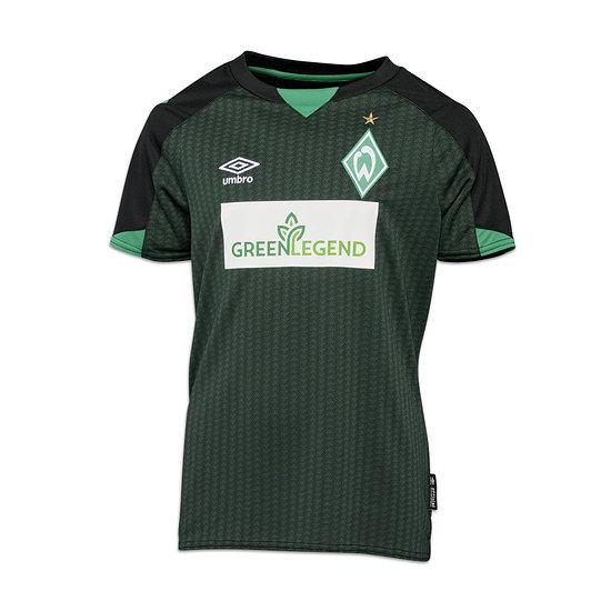 Umbro SV Werder Bremen 3rd Trikot 2021/2022 Kinder
