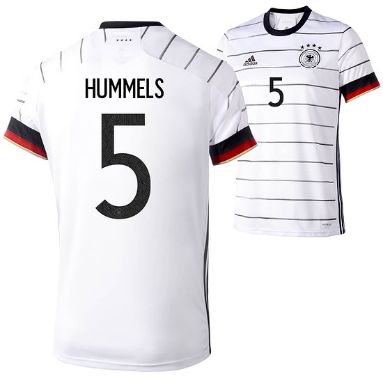 Adidas Deutschland EM 2021 DFB Trikot Heim HUMMELS Kinder