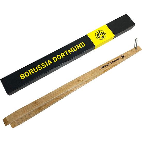 Grillfürst Borussia Dortmund Bambuszange bambus