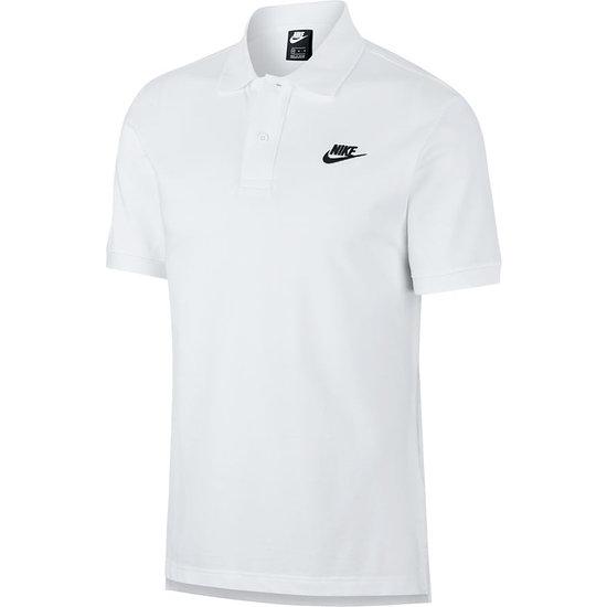 Nike Poloshirt Sportswear UNI Weiß