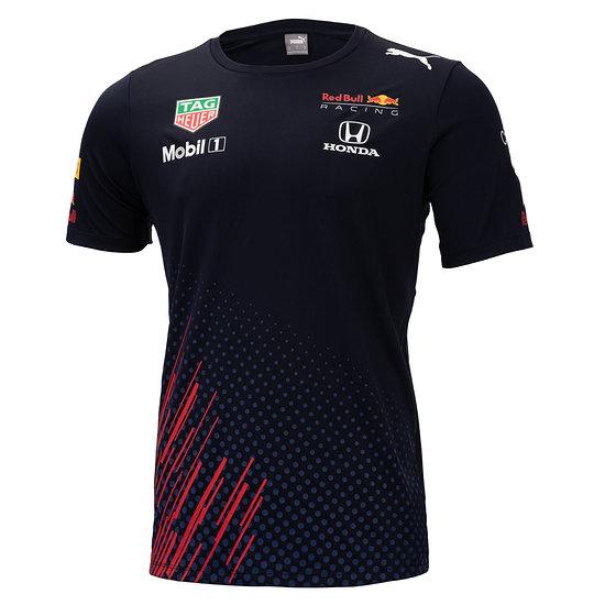 Aston Martin Red Bull Racing Team T-Shirt 2021 navy