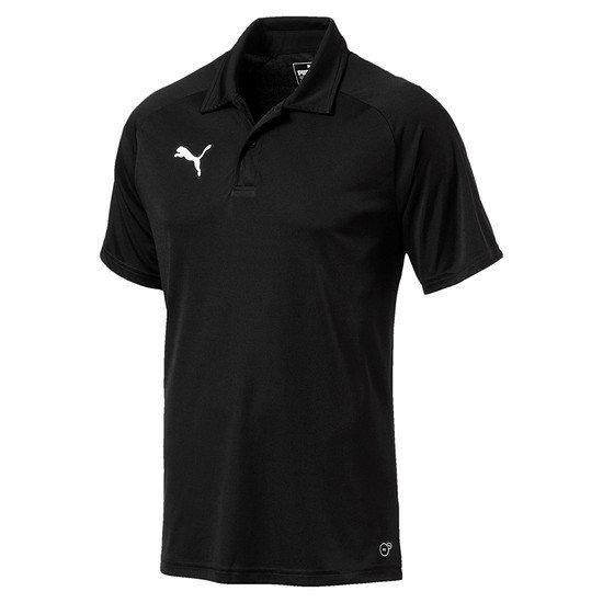 Puma Poloshirt LIGA Sideline Schwarz