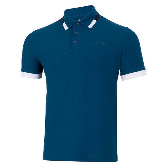 Lotto Poloshirt Classica blue/bright white