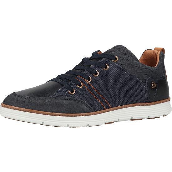 Bullboxer Sneaker Leder/Textil blue/navy