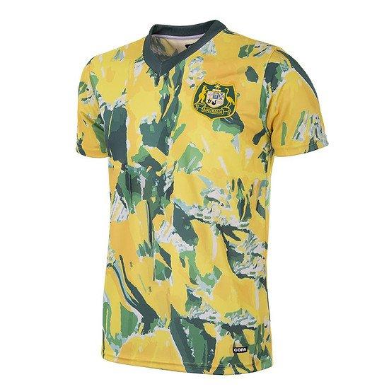 Copa Australien 1990/93 Short Sleeve Retro Shirt