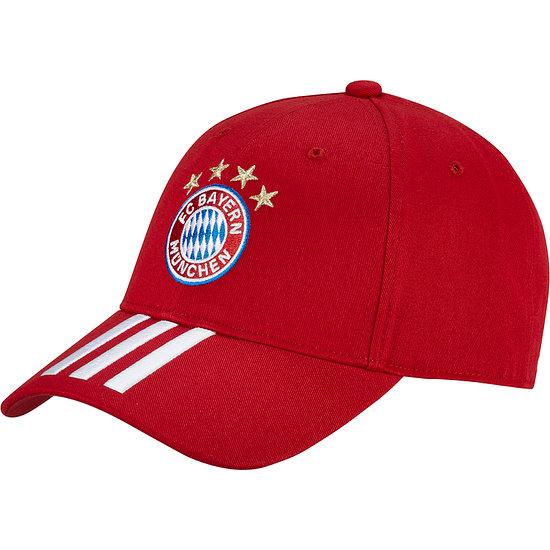 Adidas FC Bayern München BB Cap Klassisch Kinder Rot