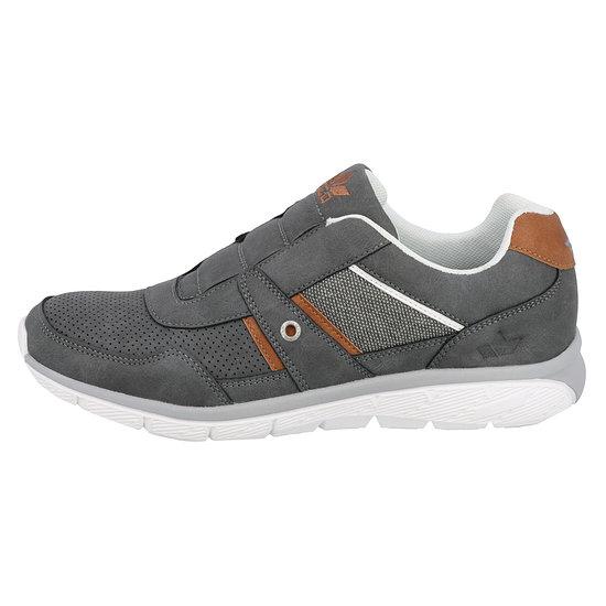 Lico Sneaker Conner anthrazit/braun