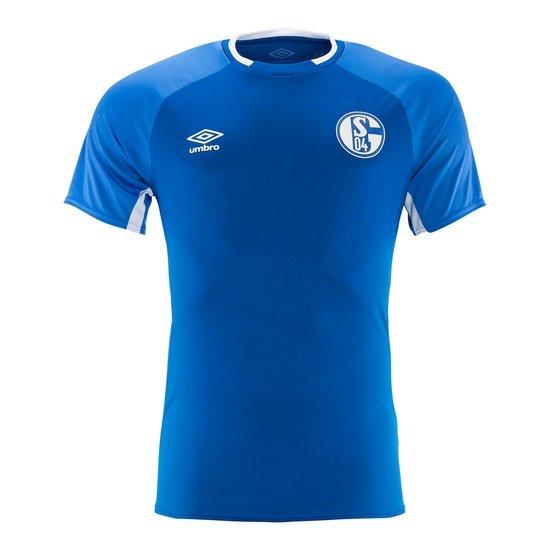 Umbro FC Schalke 04 Trainingsshirt Fit Blau