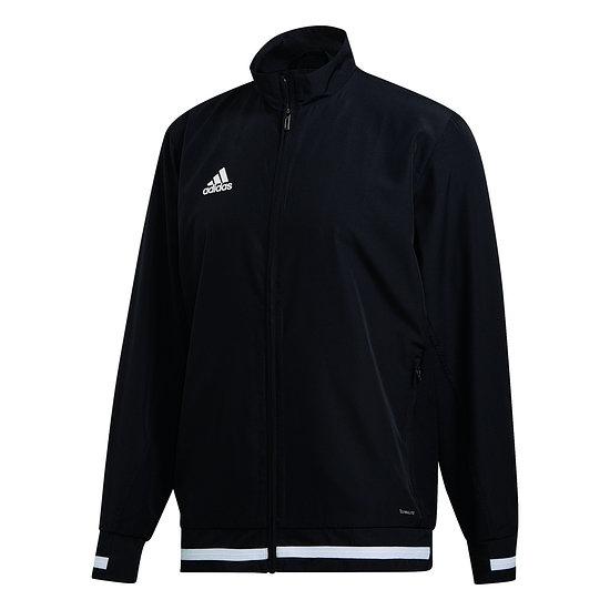 Adidas Präsentationsjacke Team 19 Schwarz