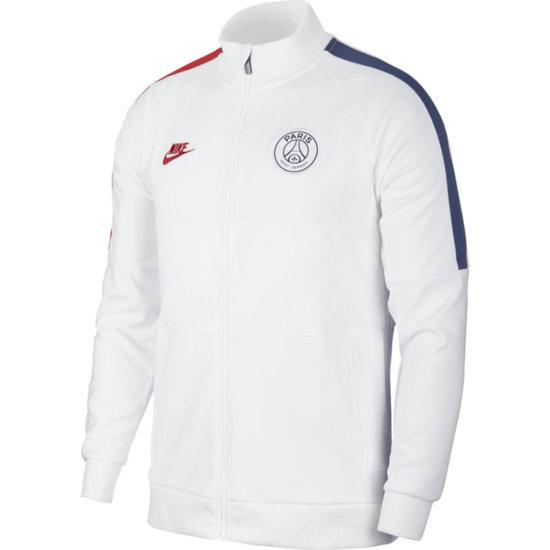 Nike Paris Saint-Germain Track Jacket Weiß