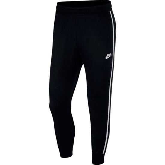 Nike Jogginghose Tribute schwarz/weiß
