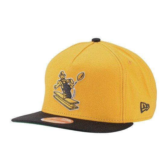 New Era Pittsburgh Steelers Cap Team Flip 60-68 schwarz/gelb
