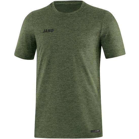 Jako T-Shirt Premium Basics khaki
