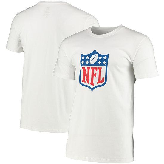 Fanatics NFL Shield T-Shirt Scoops weiß