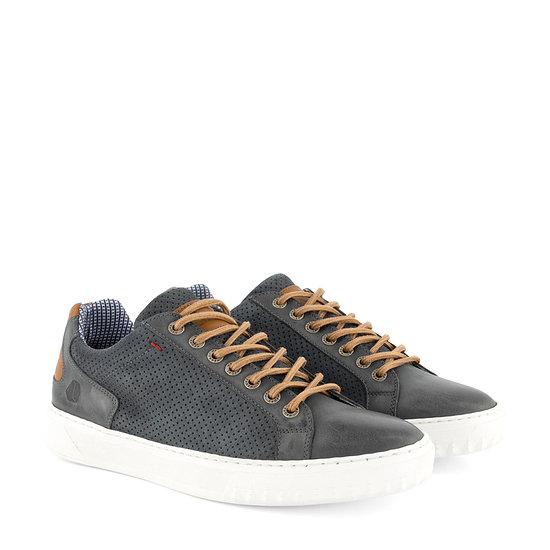 NoGRZ Sneaker I. Town blau