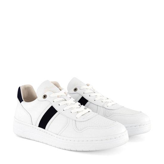 NoGRZ Sneaker F. Marable Vegan weiß/navy