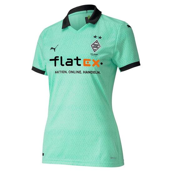 Puma Borussia Mönchengladbach Trikot Ausweich 2020/2021 Damen