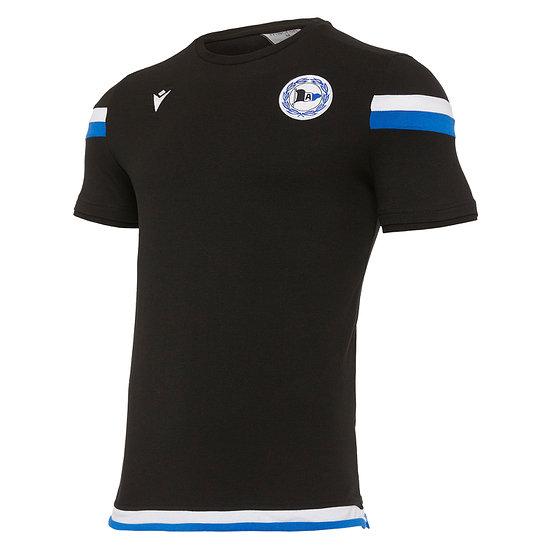 Macron Arminia Bielefeld T-Shirt 2020/2021 Kids schwarz/weiß/royal