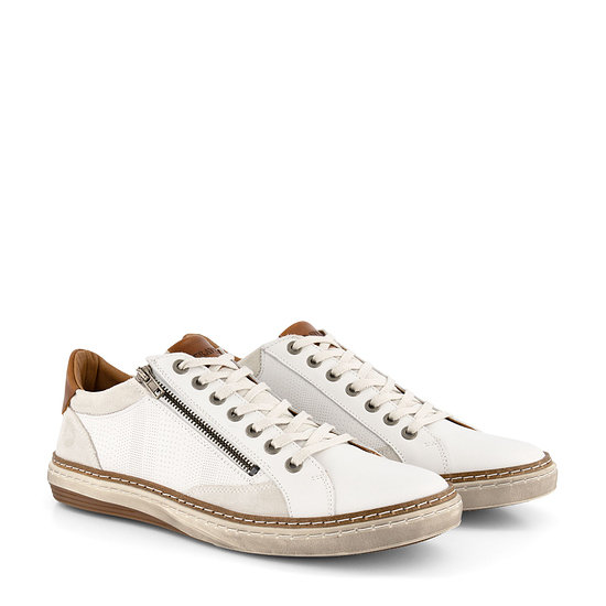 TRAVELIN OUTDOOR Sneaker Coventry weiß
