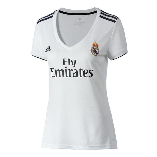 Adidas Real Madrid Trikot 2018/2019 Damen Heim