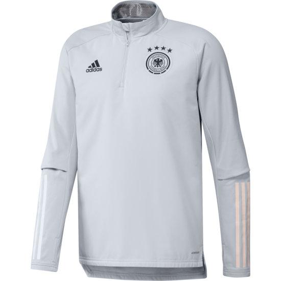 Adidas Deutschland DFB Trainingstop Warm EM 2021 Grau