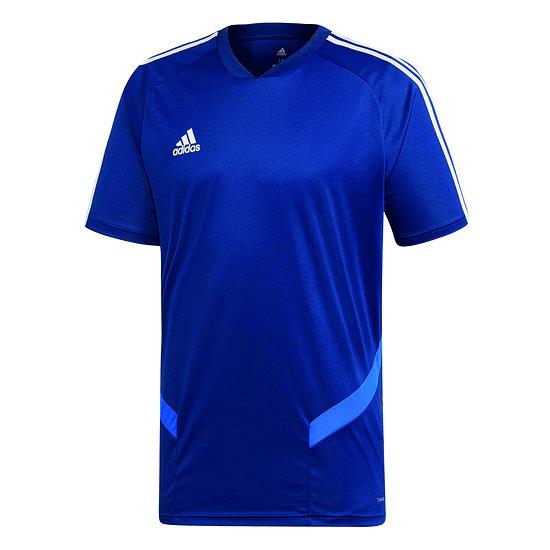 Adidas Trainingsshirt Tiro 19 Dunkelblau